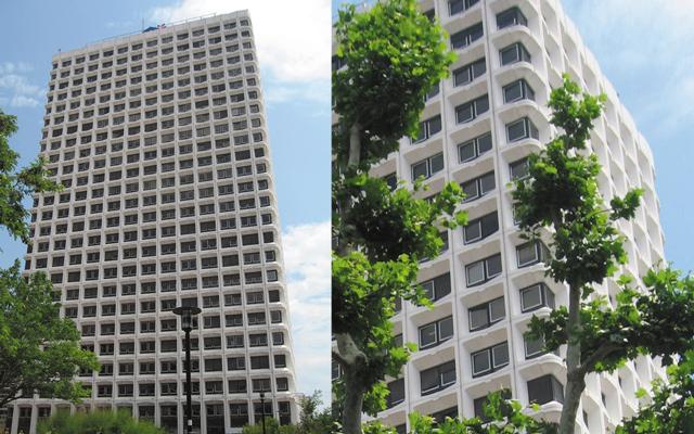 Projets next step architecture